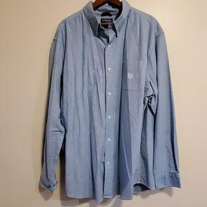 Chaps mens long sleeve shirt